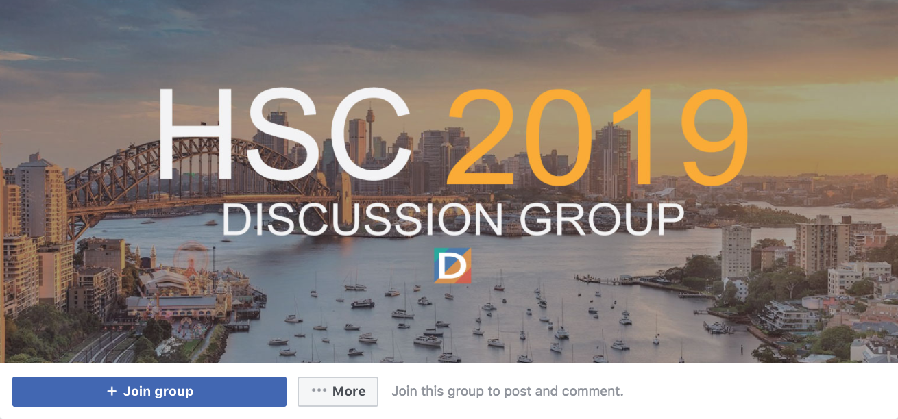 HSC-discussion-group